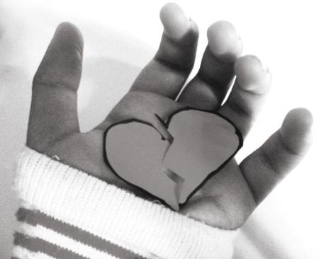 Inima rupta